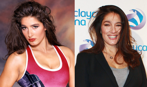 Jet in Gladiators - Then and Now