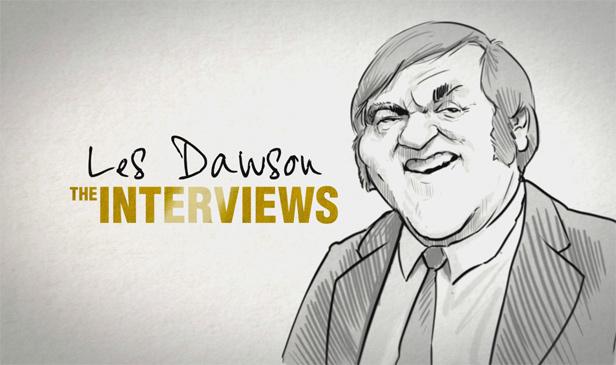 Les Dawson on The Interviews
