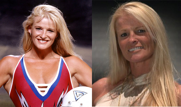 Lightning from Gladiators - Now and Then