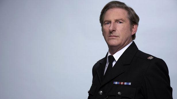 Adrian Dunbar on Line of Duty