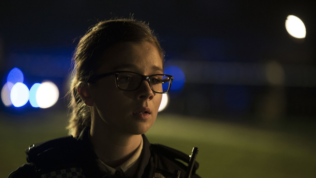 Claudia Jessie in Line of Duty