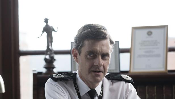 Paul Higgins in Line of Duty