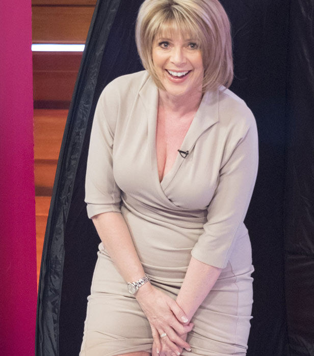 Mar 24,  · Watch video · 'I love a thong!' Ruth Langsford mourns decline of 90s underwear on Loose Women THEY were inescapable in the s but it seems that sales of thongs are at an all-time low - and Ruth Langsford is Author: Shaun Kitchener.