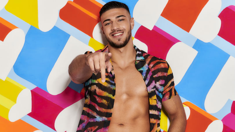 Love Island contestant Tommy