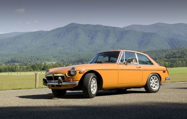 Everyday classic: MGB – the aspirational, affordable
