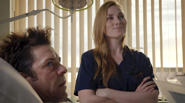 Rosie Marcel as Jac Naylor. Photo credit: BBC