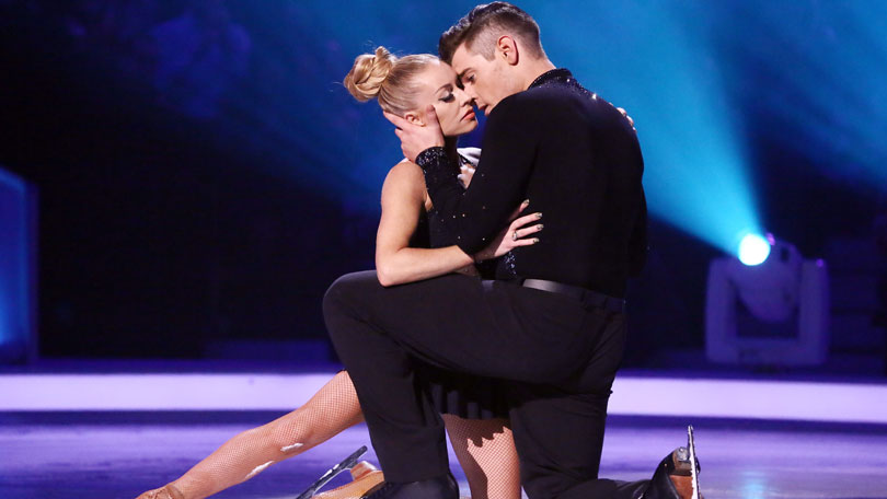 Dancing on Ice romances - Celebrities who found love on ...