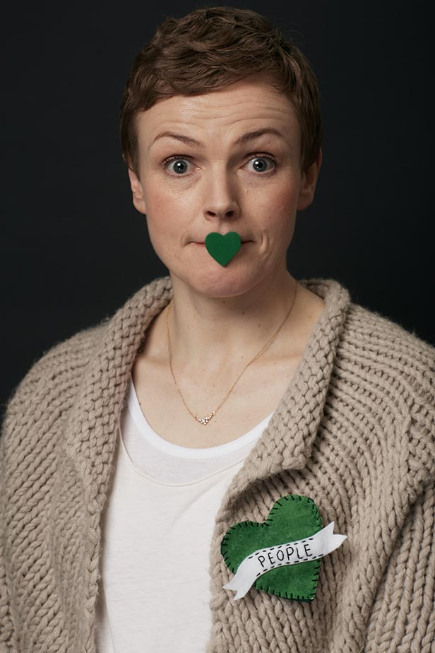 Maxine Peake stars in a short film about climate change