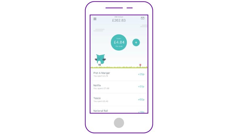 Moneybox smart banking app