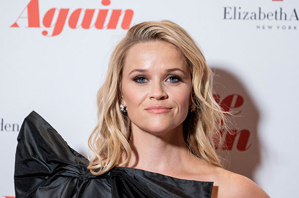 Reece Witherspoon.  Photo credit: James Gourley/REX/Shutterstock