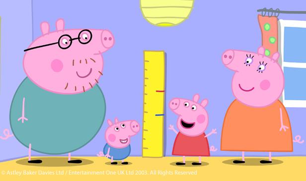 Peppa Pig: 5 reasons adult love it as much as kids | BT
