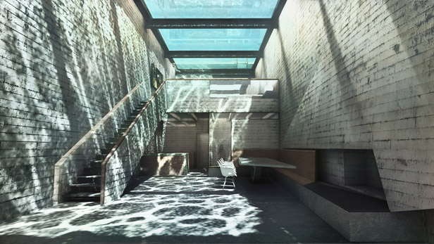 James Bond House a house suitable for james bond': stunning 'lair' to be built into