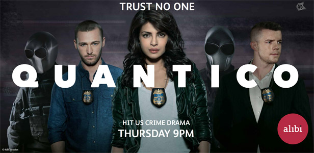 Quantico season 2 on Alibi
