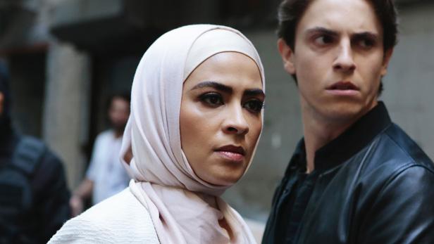 Yasmine Al Massri in Quantico