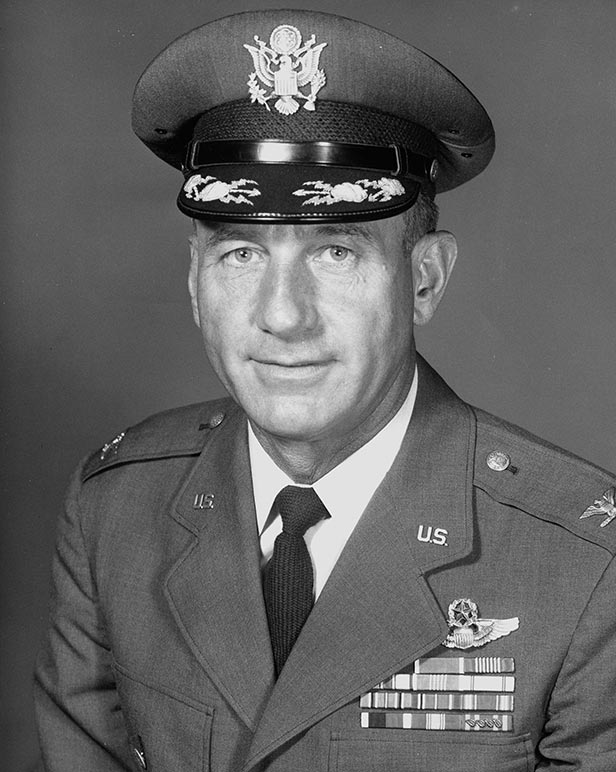 Colonel Harry Shoup