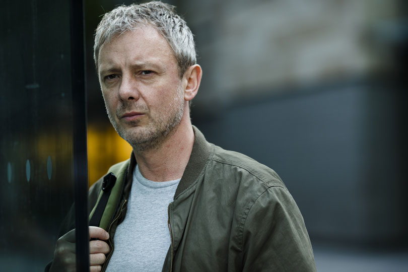 John Simm in Trauma