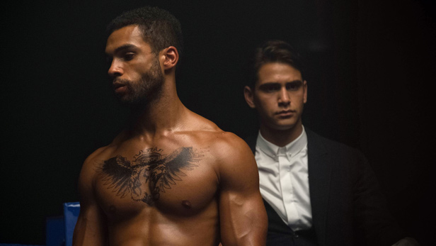 Lucien Laviscount in Snatch
