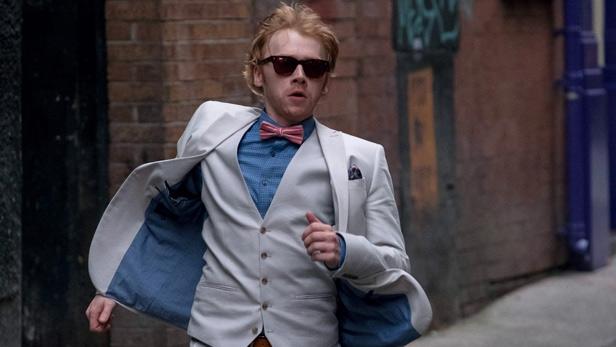 Snatch star Rupert Grint