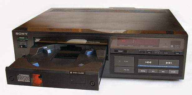 Sony CDP 101