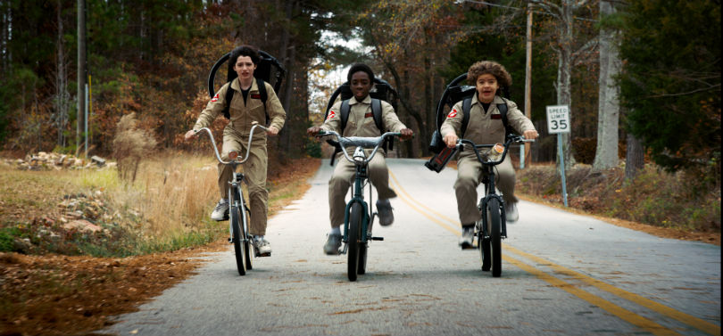 Look back at Stranger Things season 3