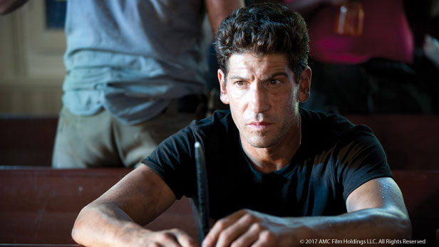 Shane played by Jon Bernthal in The Walking Dead