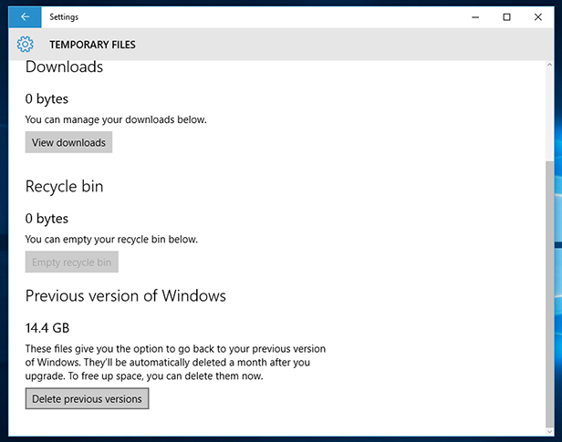 1. How to uninstall Windows 10