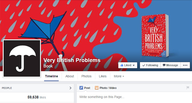Very British Problems FB