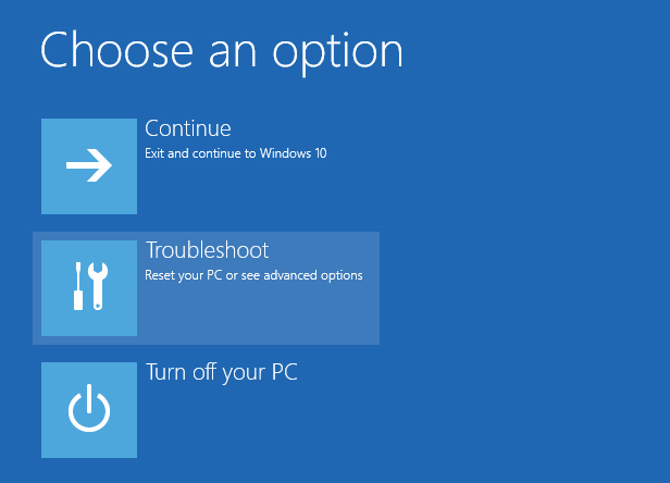 how to factory reset hp pc windows 10