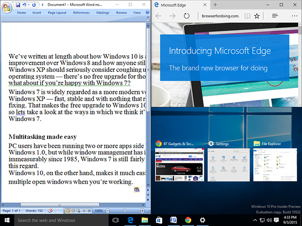 Why Windows 10 is superior to Windows 7 | BT