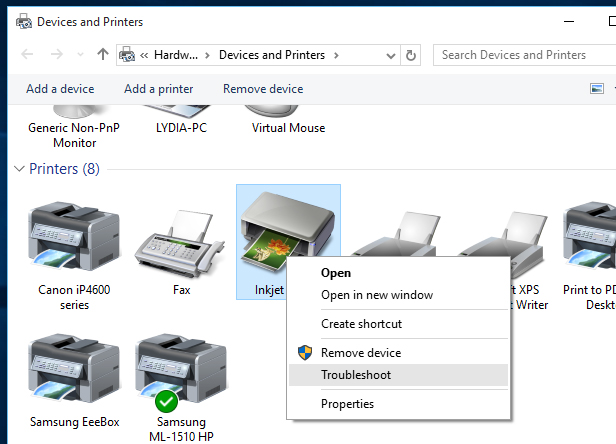 How to fix printer problems in Windows 10 - BT