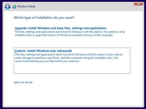 Windows 10 virtual box 8