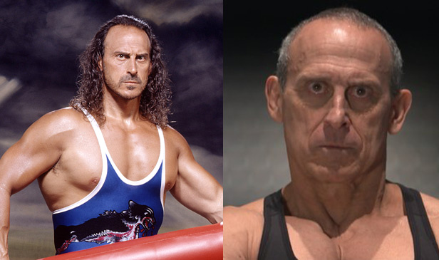 Wolf from Gladiators - Then and Now