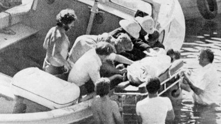 August 27 1979 Lord Mountbatten Is Assassinated By Ira Bomb On Family Fishing Trip Bt