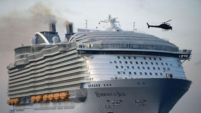 A Destination In Itself Why The Worlds Biggest Cruise Ship Might - Biggest cruise ships in history