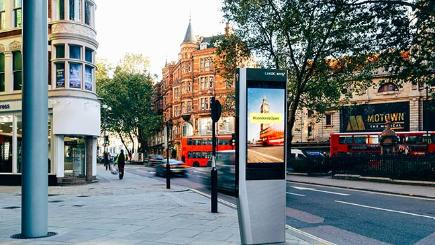 New 'Links' kiosks to appear in UK cities