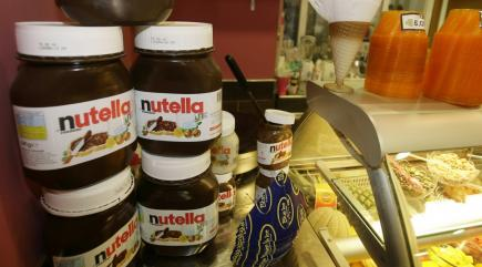 Personalised Nutella refused to girl named Isis