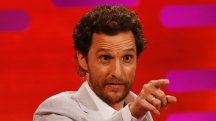 A picture of Matthew McConaughey looking sassy has blown up on Twitter