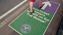 A quick and easy guide to Wimbledon etiquette for first-time tennis fans