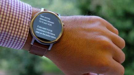 A really clever smartwatch that learns your every move could be heading your way