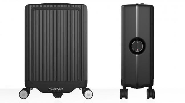 A smart suitcase that follows you around is exactly what you need during your holidays