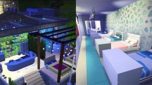 A superfan has lovingly recreated the Love Island villa on The Sims 4
