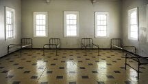 A ward at Mayday Hills Lunatic Asylum at Beechworth