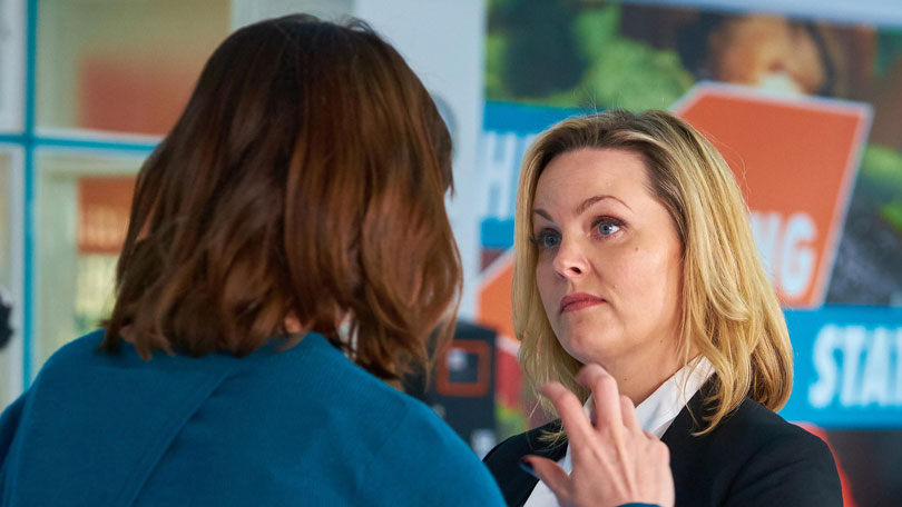 Ackley Bridge series 2 - Jo Joyner