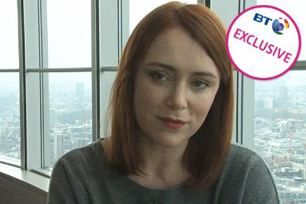 Actress Keeley Hawes on the ending of series two of Line of Duty
