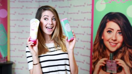Advent calendar from beauty vlogger Zoella branded 'tat' by angry parents
