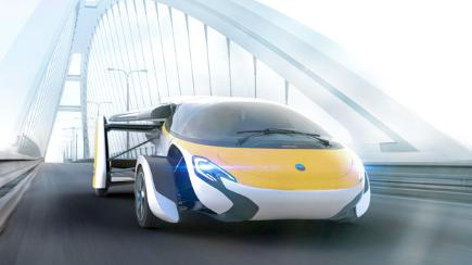 Photo credit: Aeromobil