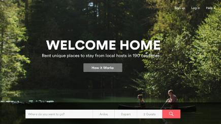 Airbnb will now allow you to book by paying 50 percent upfront