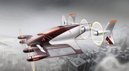 The self-driving flying taxi: Is it a reality?