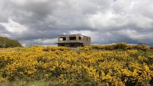 Winkleigh Airfield aircraft watch tower (Clive Emson Auctioneers/PA)