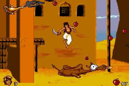 Aladdin - Disney's best Mega Drive game?